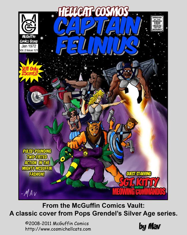 Captain Felinius
