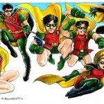 Robins Through the Ages