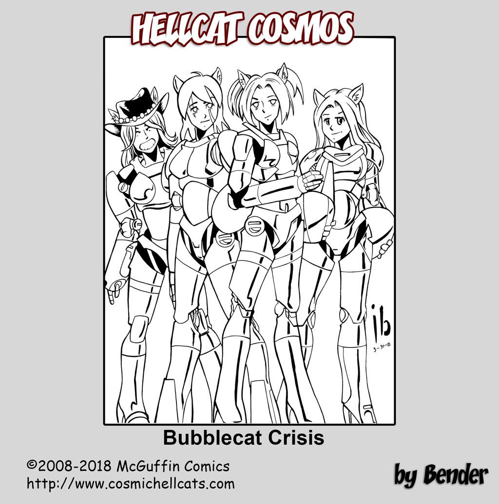 Bubblecat Crisis