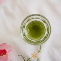 Licor de Hortelã e flor de Anis