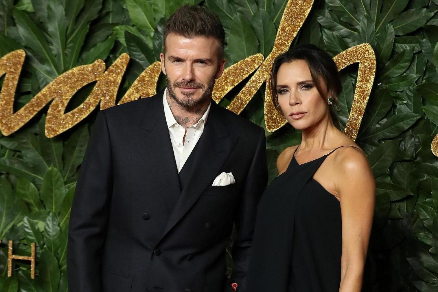 David Beckham And Wife, Victoria, Exchange Romantic Messages As Couple Celebrates 21st Wedding Anniversary