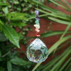 Window Hanging Crystals