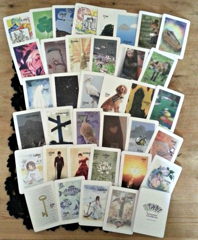 tabi lenormand deck