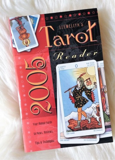 tarot reader 2005