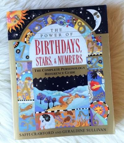 Birthdays Stars Numbers
