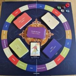 tarot tarot board game Elizabeth Wheldrake