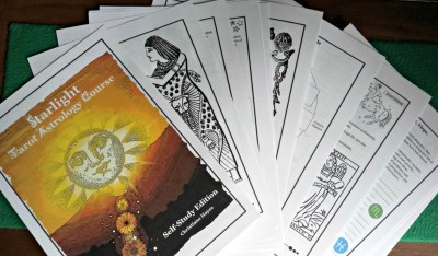 tarot astrology course workbook