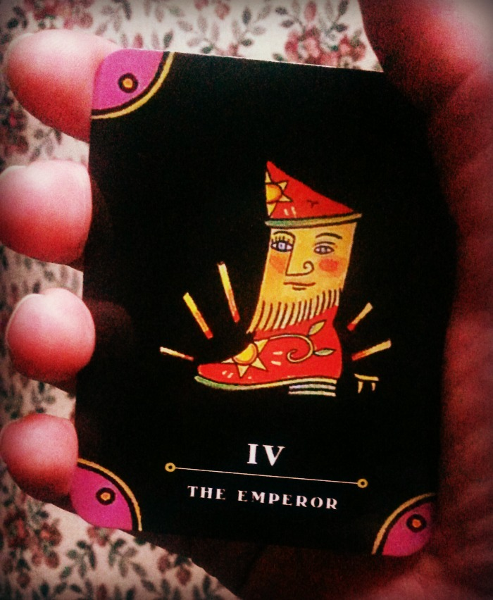 emperor tarot nova tarot guidance in 4 words