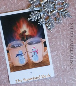 snowland deck two of cups