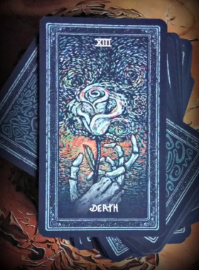 the real meaning of death prisma visions tarot