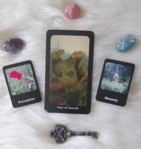 cosmic faery tarot