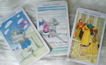 sharman caselli tarot deck