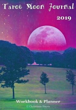 tarot moon journal 2019
