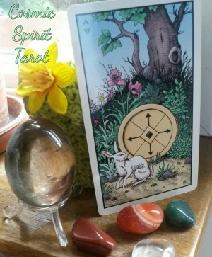 ostara tarot spread