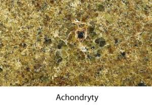 Galeria achondryty