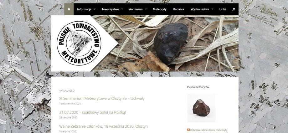 Polskie Towarzystwo Meteorytowe
