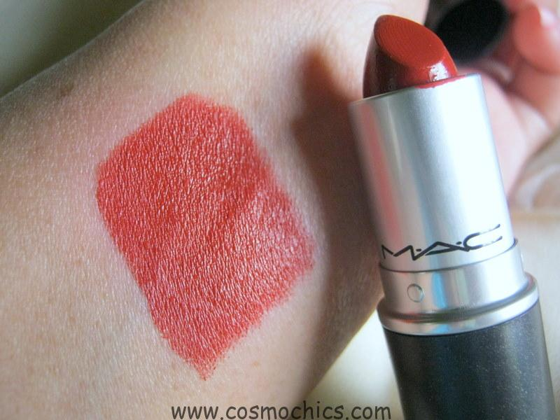 Amato Mac MATTE Lipstick CHILI : Review, Swatches & FOTD - XT91