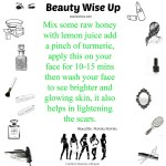COSMOCHICS BEAUTY WISE UP #11