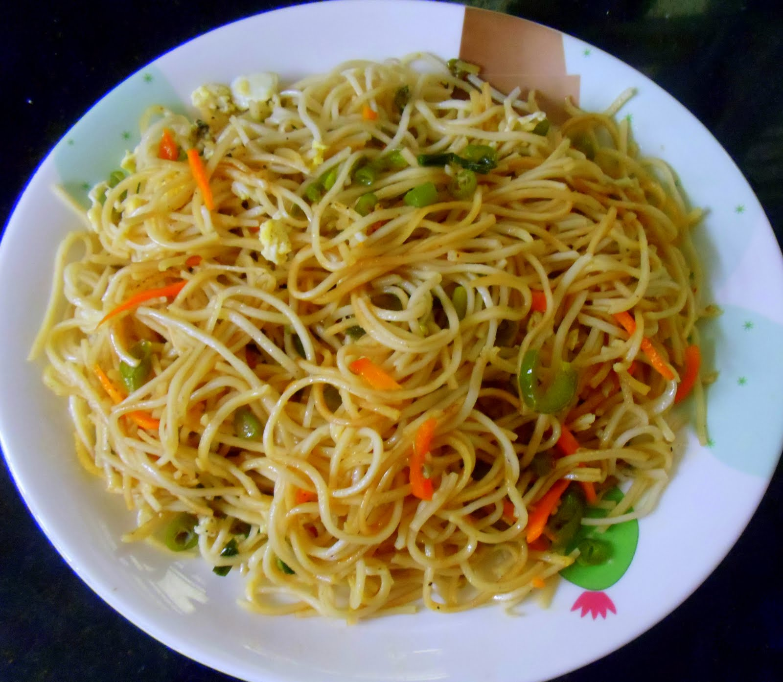 How To Cook Egg Chicken Noodles Weekend Lunch Sorted!!! How To Cook Egg  20151118spaghetticarbonaravickywasik9g