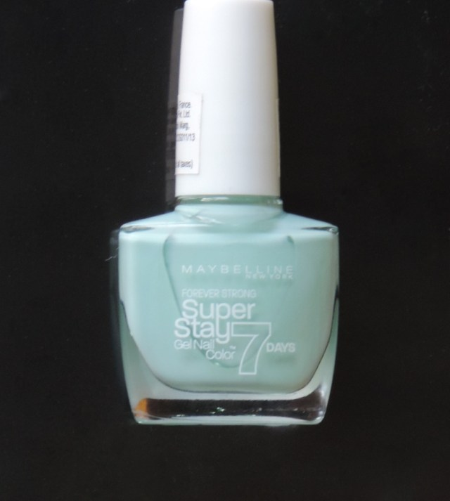 maybelline super stay gel nail polish