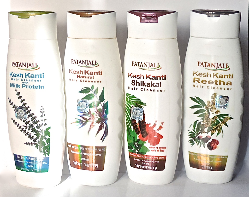 patanjali shampoos review