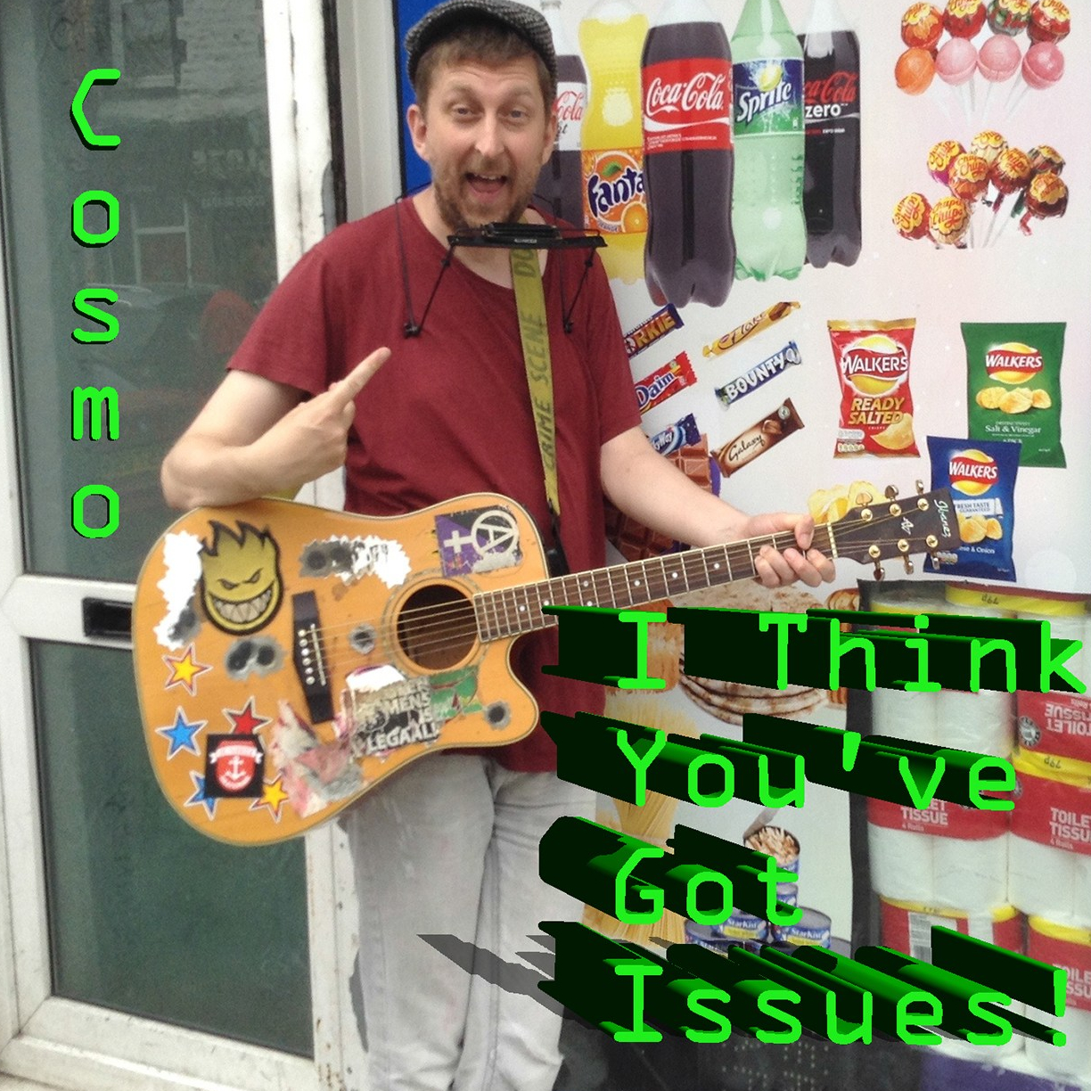 the issues album cover