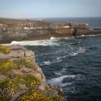 Les îles d'Aran, au large de Galway (Irlande)