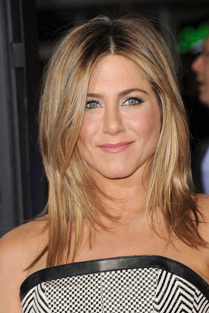 Die Frisuren Von Jennifer Aniston Bild 11 Von 41