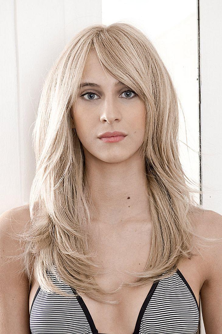 Frisuren Trends FS 2013 Lange Haare Bild 10 Von 27
