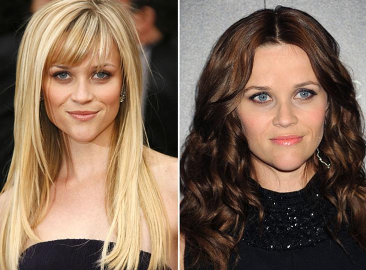 Blond Oder Braun So Sehen Diese 15 Blondinen Nicht Mehr Aus