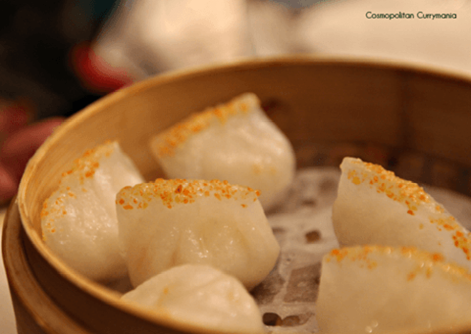 Chilean Sea Bass Dumplings at China INC Taj Santacruz Mumbai