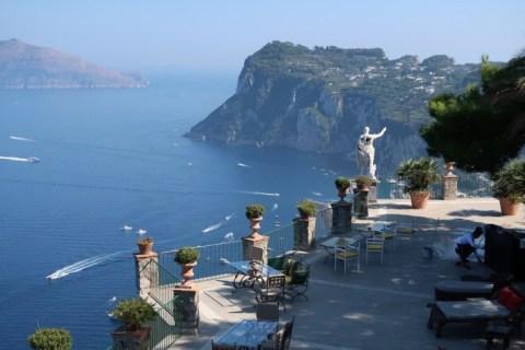 HotelCaesar Augustus Capri
