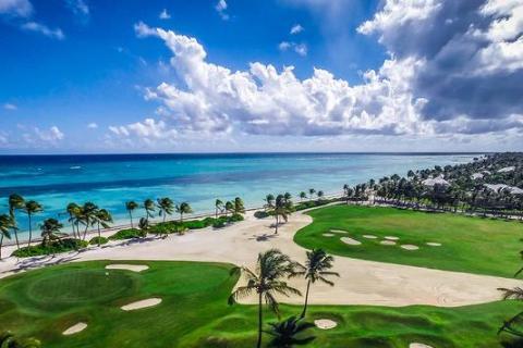 Gramy w Golfa Dominikana