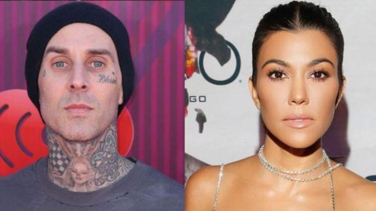 Kourtney Kardashian and Travis Barker may be more than ...
