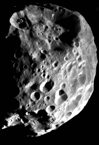 Phoebe, lua de Saturno