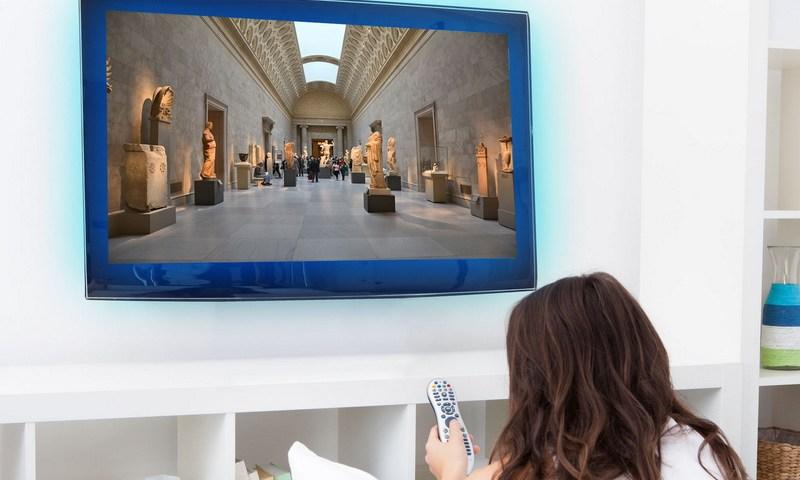 Η τεχνολογία σε φέρνει κοντά στην τέχνη
