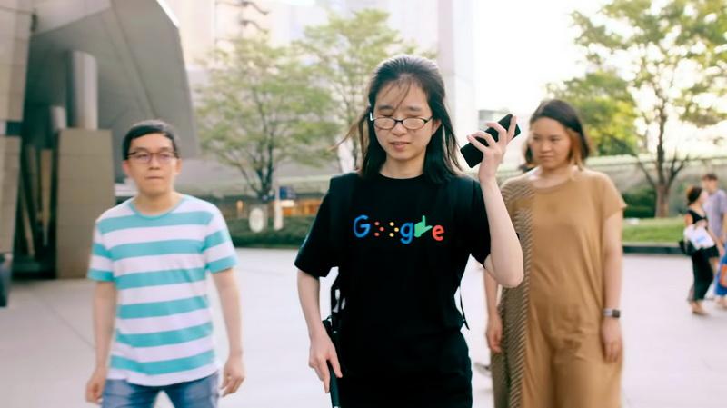 Ψηφιακή πλοήγηση για τυφλούς