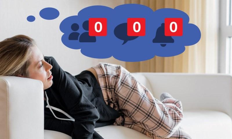 Κάνε ένα διάλειμμα από το Facebook με τη βοήθεια του… Facebook
