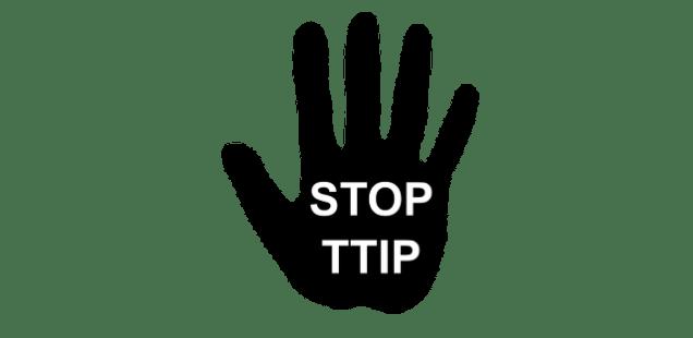 Stop TTIP - COSPE