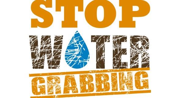 Stop water grabbing - COSPE