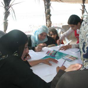 RISE UP – Rafforzamento di meccanismi inclusivi e strumenti di prevenzione e mitigazione della violenza di genere in Palestina