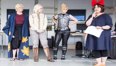 Cosplay Wettbewerb Japantag