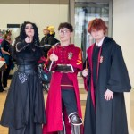 harry potter group cosplay