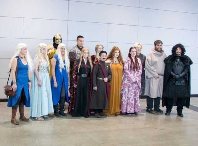 game of thrones gruppe