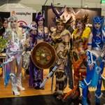 evoli cosplay gruppe
