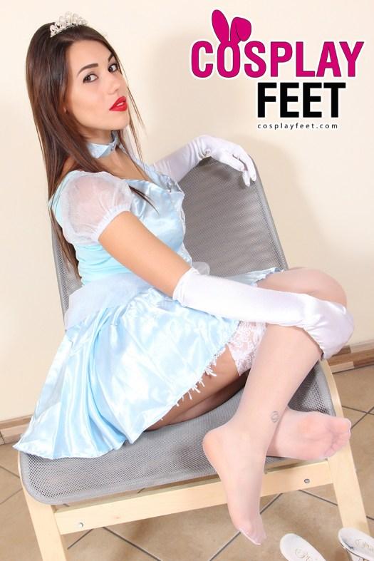 Petra sexy feet