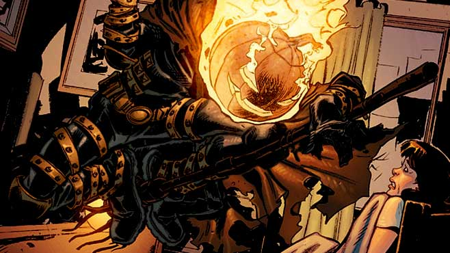 Image result for jack o'lantern marvel  art