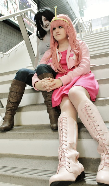Cosplay Island View Costume Gbow Princess Bubblegum