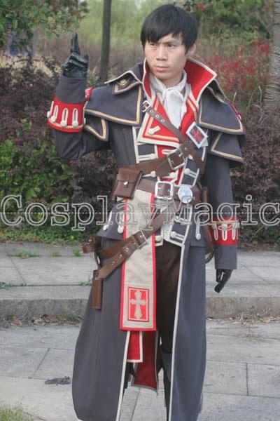 Assassin S Creed Rogue Shay Patrick Cormac Cosplay