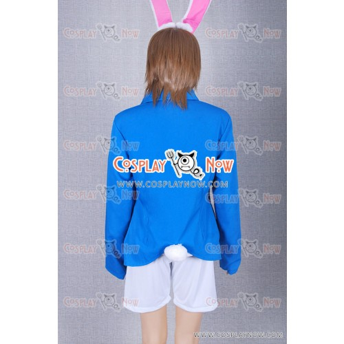 Alice Wonderland Rabbit Costume Male